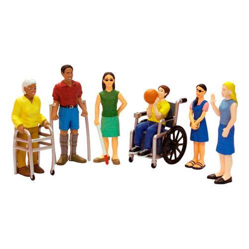 Figuras discapacidades 6 figuras detalle 3