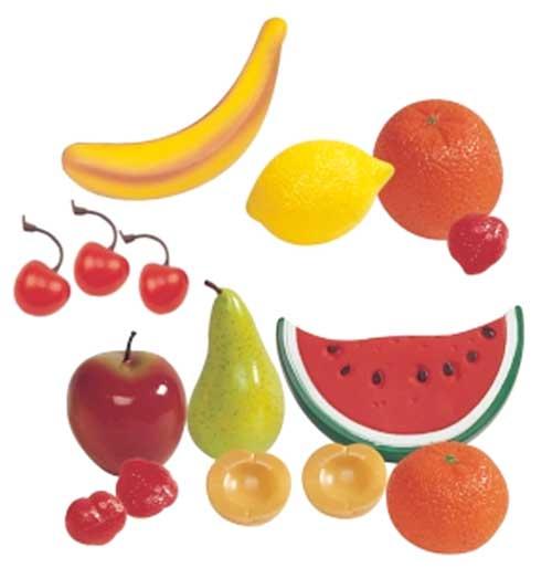 Frutas surtidas