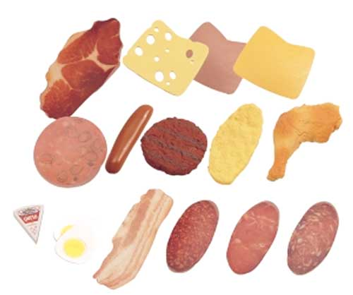 Comida carnes