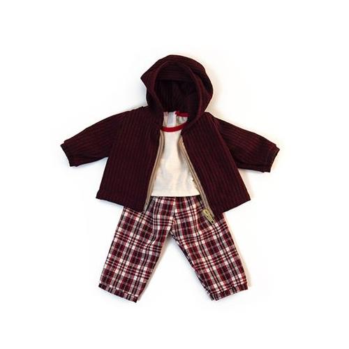 Conjunto invierno pantalón 40 cm detalle 1