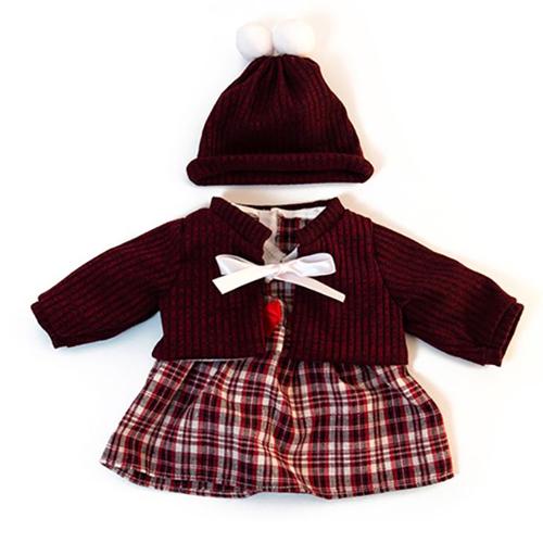 Conjunto invierno falda 40 cm detalle 1