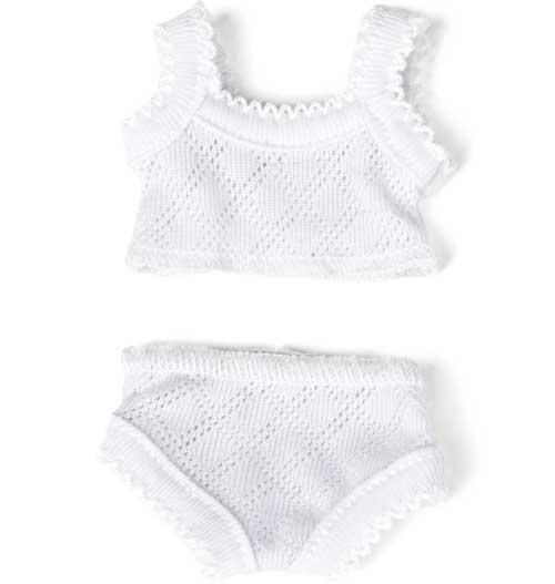 Conjunto ropa interior 21 cm