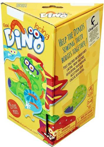 Flexi Dino Lacing detalle 2
