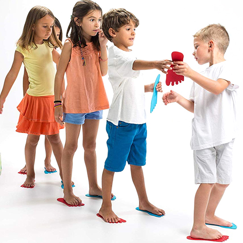 Big foot juego de cooperación detalle 1
