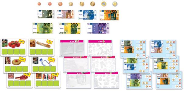School activity euro