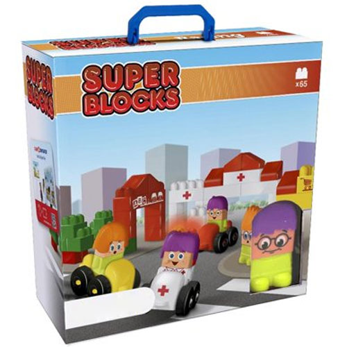 Super Blocks City 2