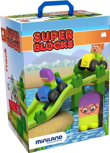 Super Blocks: Jumpy detalle 2