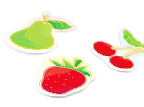 Puzzle Flexi Form Frutas detalle 3