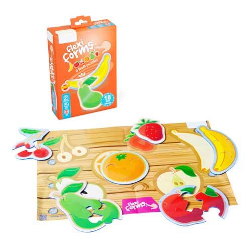 Puzzle Flexi Form Frutas
