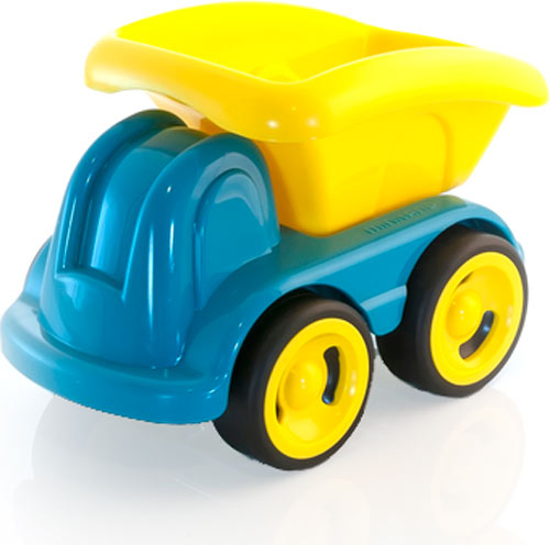 Minimobil Dumpy: Volquete