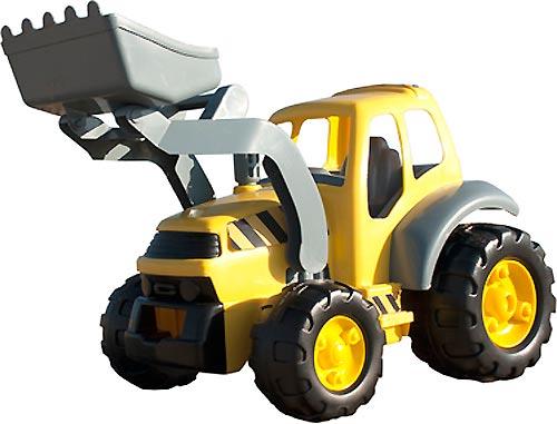 Súper tractor detalle 1