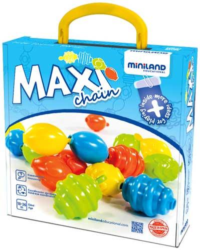 Caja Maxichain