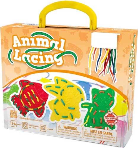 Animal lacing detalle 2