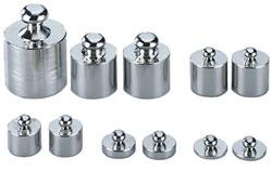 Pesas metal para balanzas 11 pz