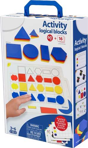 Actividades bloques lógicos