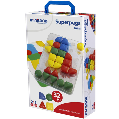 Superpegs mini Maletín