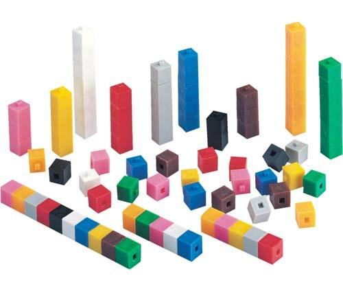Cubos 1 cm - 1000 piezas