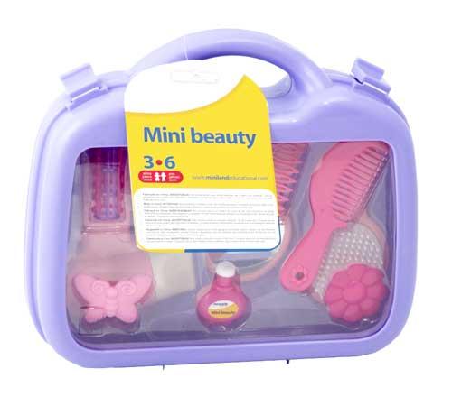 Maletín Mini Beauty detalle de la caja