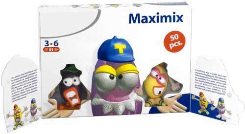 Maximix detalle de la caja 1