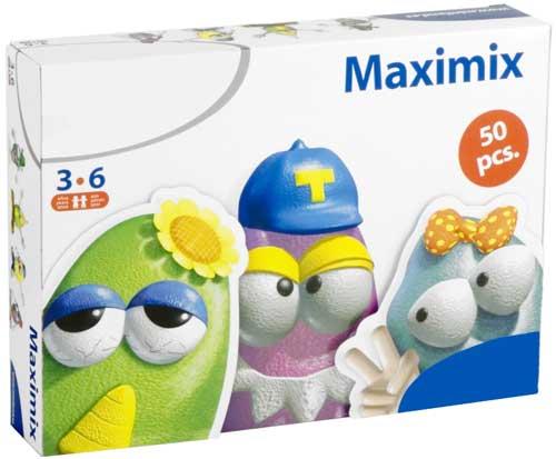 Maximix detalle de la caja 2