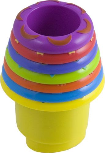 Minicups apilables redondos detalle 3
