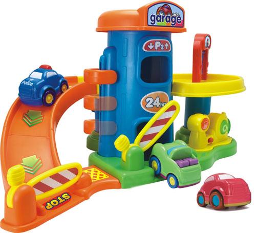 Garaje car park