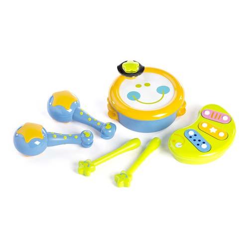 Orquesta musical para bebés