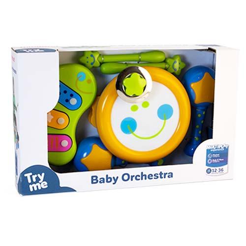 Orquesta musical para bebés detalle 2