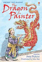 USBORNE READERS THE DRAGON PAINT(EX