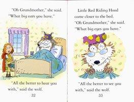 Little Red Riding Hood detalle 1