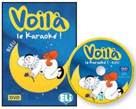 Voilà le karaoké! Bleu (DVD)