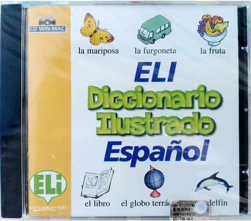 Diccionario ilustrado español en CD-ROM