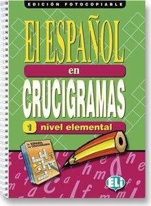 El español en crucigramas 1 fotocopiable