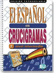 El español en crucigramas 2 fotocopiable