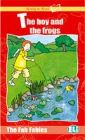 The boy and the Frogs + CD