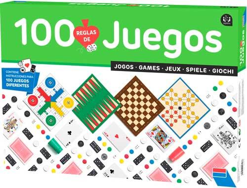 Juegos reunidos 100