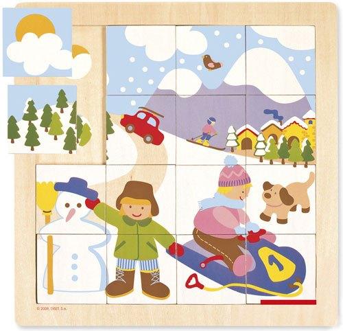 Puzzle invierno