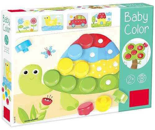 Baby color detalle de la caja
