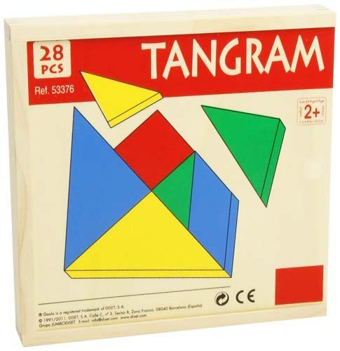 Tangram - 4 unidades - detalle 2