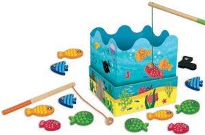Juego de la pesca