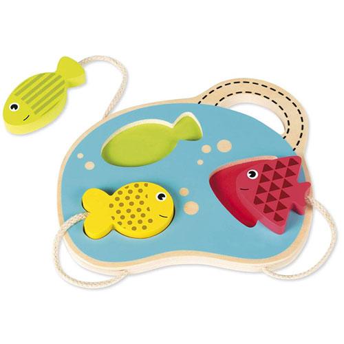 Puzzle 3 piezas peces