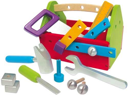 Caja de herramientas 24 piezas