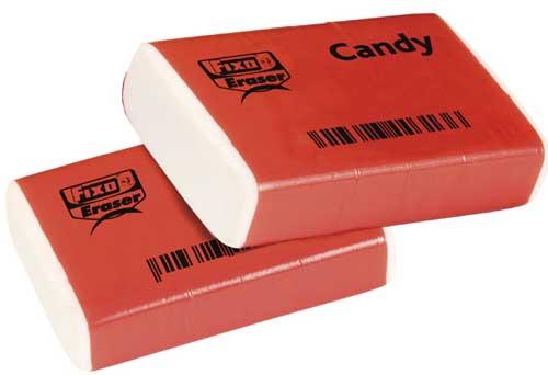 Goma de borra Candy 1 ud