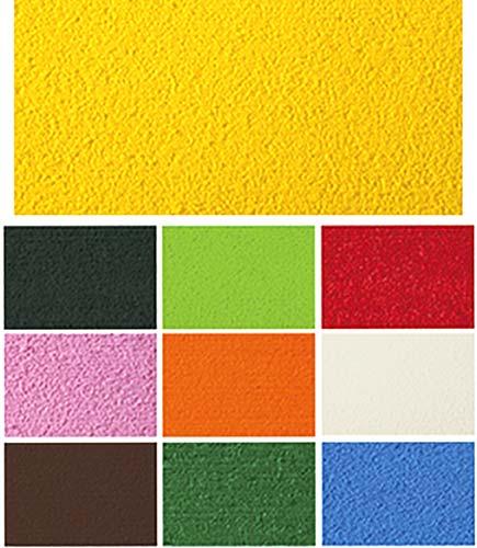 Eva toalla 60 x 40 cm, 10 colores surtidos