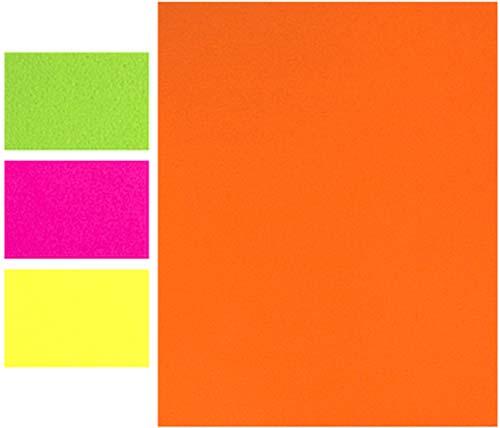 .Eva Fluor 4 colores surtidos
