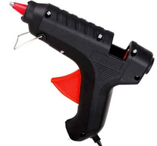 Pistola de cola 20 W + 2 barras de cola