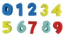 Esponjas números