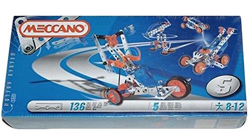 Mecano Motion System 5 Modelos