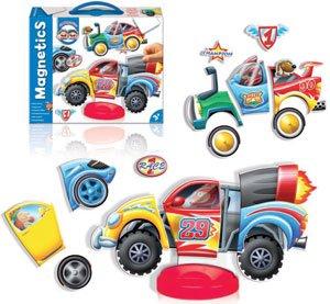 Magnetics Autos locos