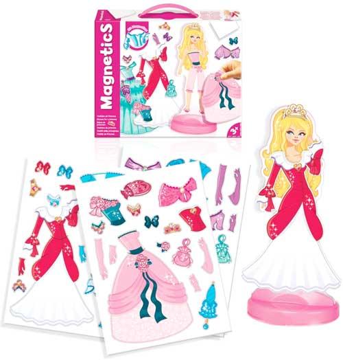 Magnetics Vestidos de Princesa